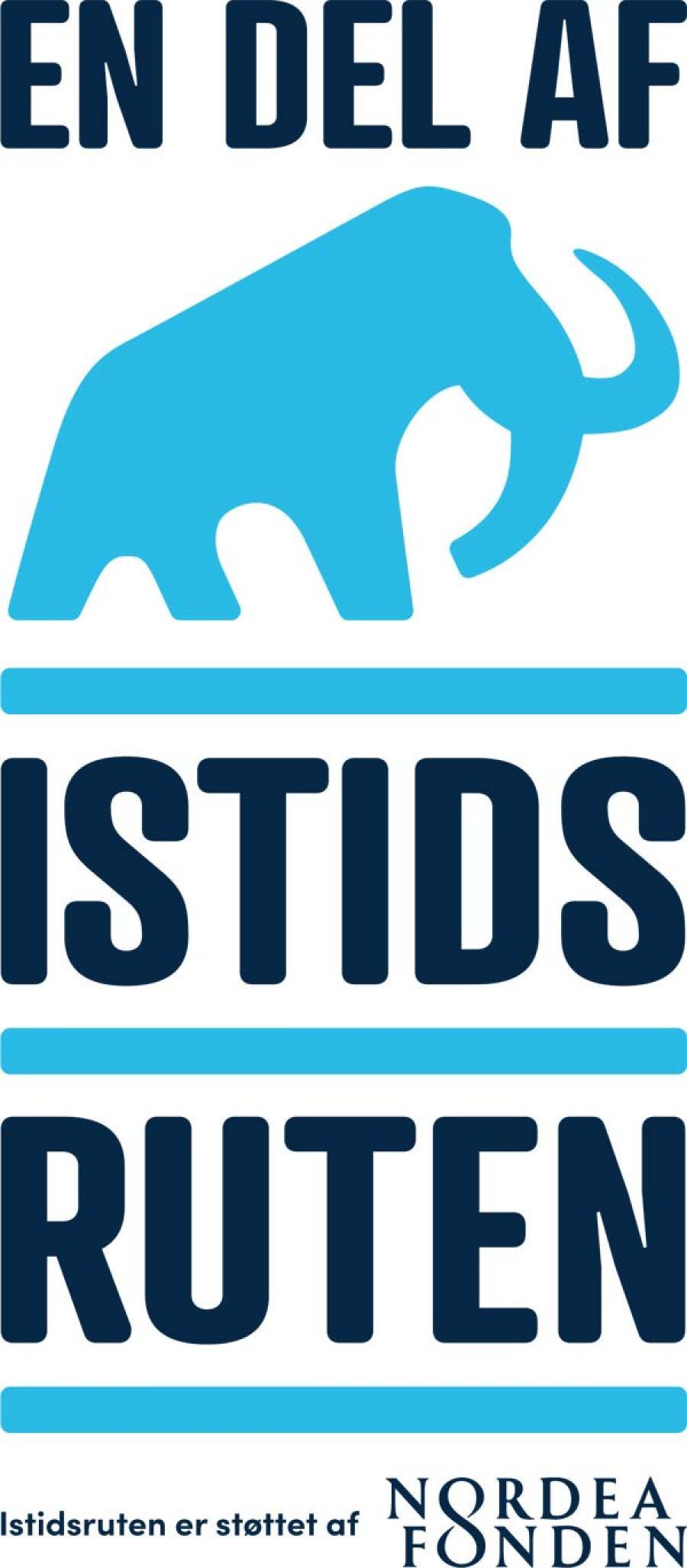 Logo - en del af istidsruten